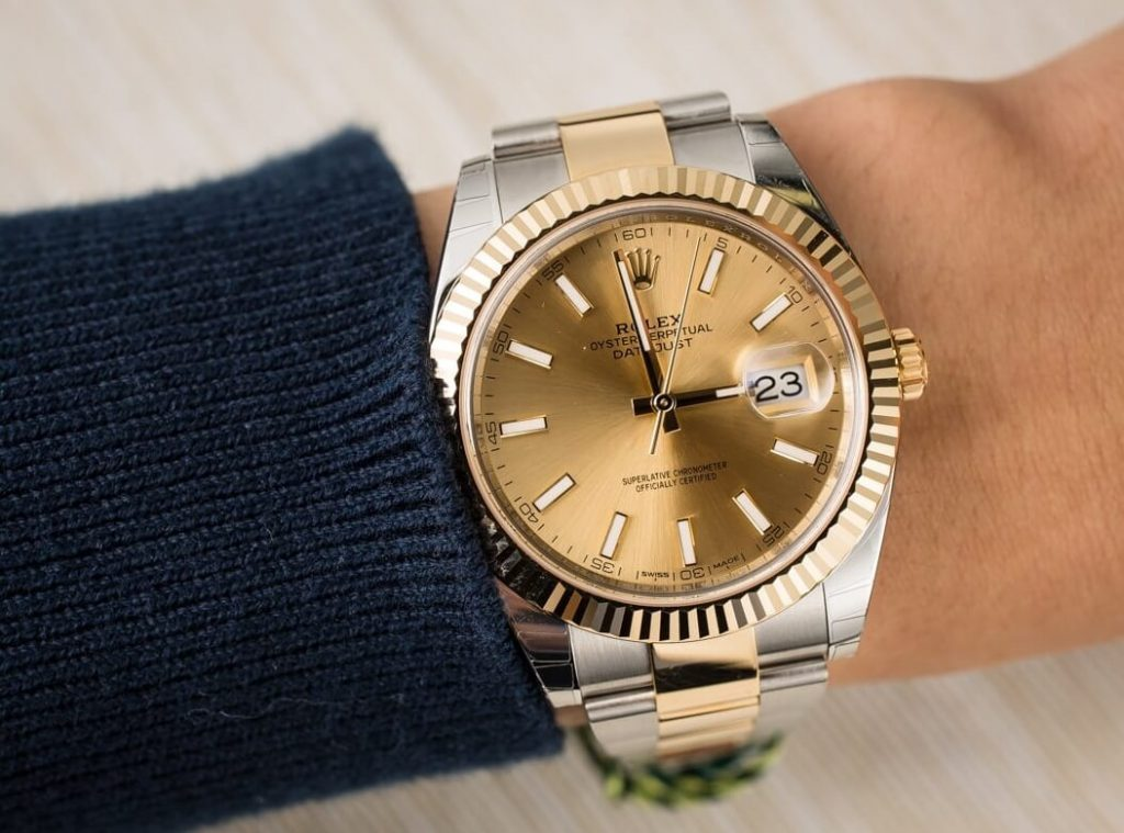 Rolex Datejust 126333 Replica